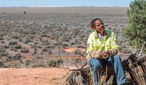 Aboriginal Joint Management, Mungo National Park. Photo: John Spencer