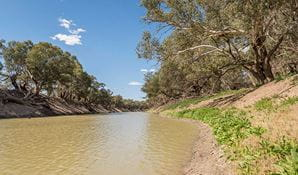 Aboriginal Joint Management, Paroo Darling National Park. Photo: John Spencer