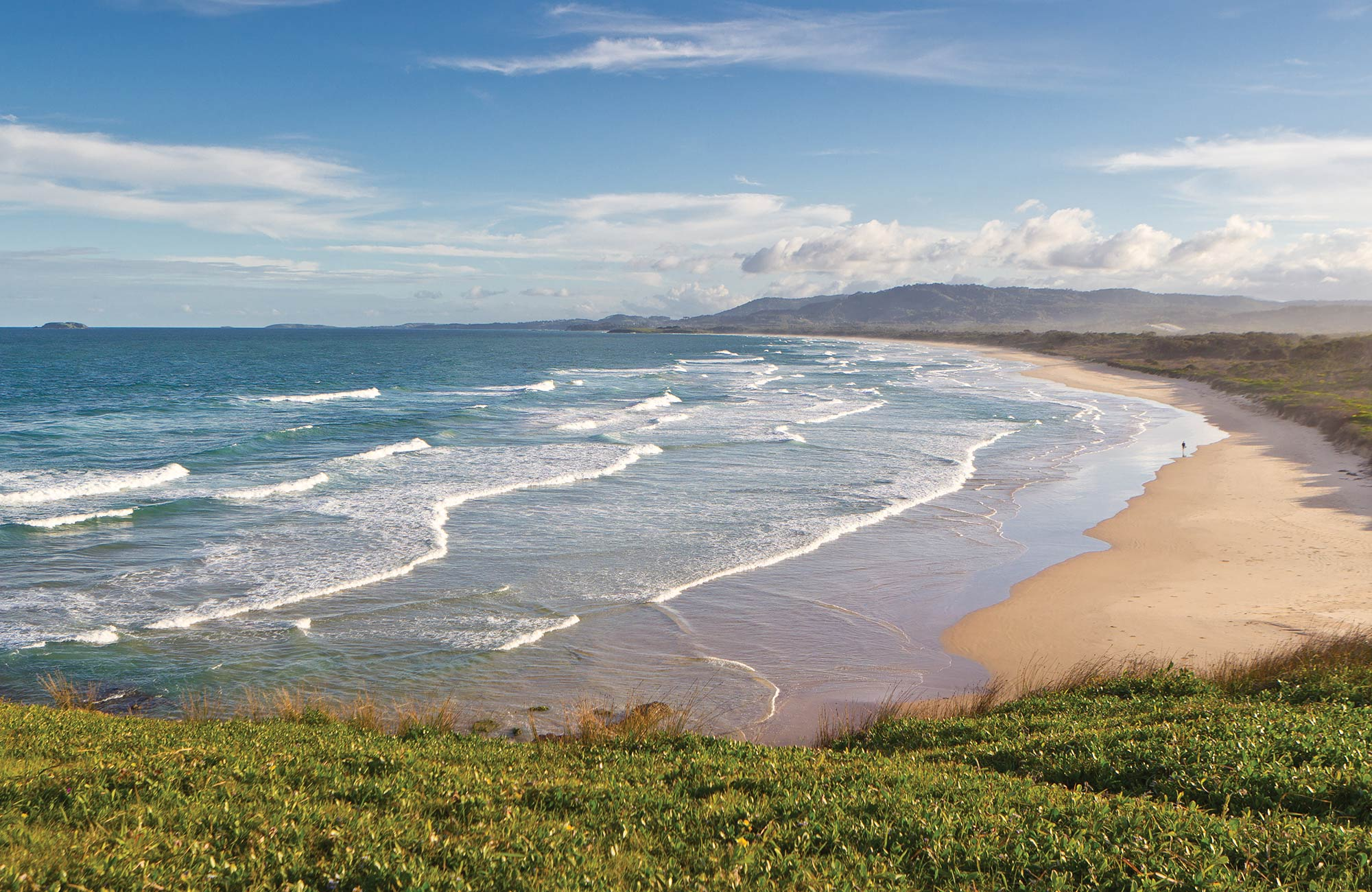 Coffs Coast Regional Park. Photo: Rob Cleary/Seen Australia