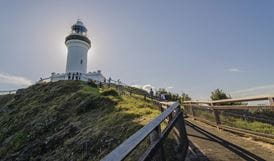 Cape Byron Lighthouse. Photo: John Spencer
