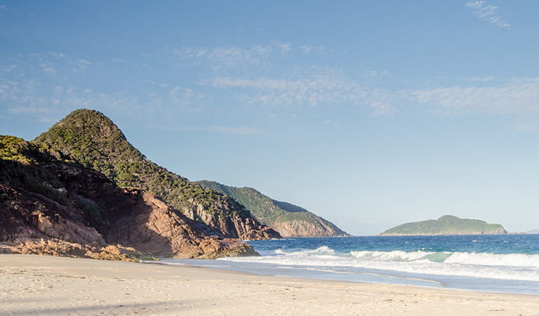 Tomaree National Park. Photo: John Spencer
