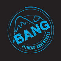 Bang Fitness Adventures logo. Photo © Bang Fitness Adventures