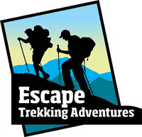 Escape Trekking Adventures logo. Photo © Escape Trekking Adventures