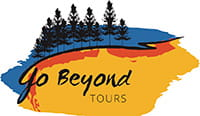 Go Beyond Tours logo. Photo © Go Beyond Tours