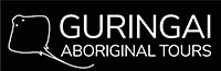 Guringai Tours logo.  Photo © Guringai Tours