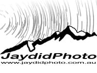 Jaydid Photo logo. Photo credit: Jay Evans © Jaydid Photo