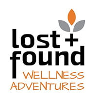 Lost and Found Adventures logo. Photo © Lost and Found Adventures