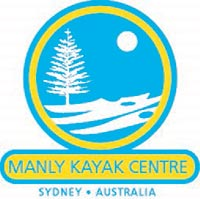 Manly Kayak Centre logo.  Photo © Manly Kayak Centre