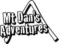 Mt Dan's Adventures logo. Photo ©Mt Dan's Adventures