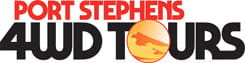 Port Stephens 4WD Tours logo Photo © Port Stephens 4WD Tours