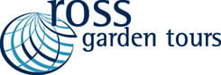 Ross Garden Tours logo. Image © Ross Garden Tours