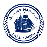 Sydney Harbour Tall Ships logo. Image © Sydney Harbour Tall Ships