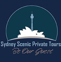 Sydney Scenic Private Tours logo. Photo © Sydney Scenic Private Tours