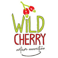 Wild Cherry Nature Connection logo. Image © Wild Cherry Nature Connection
