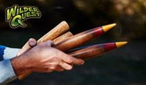 Traditional clapsticks. Photo: OEH