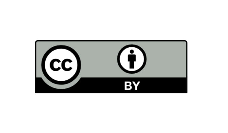 Creative Commons copyright graphic. Artwork: Creative Commons.
