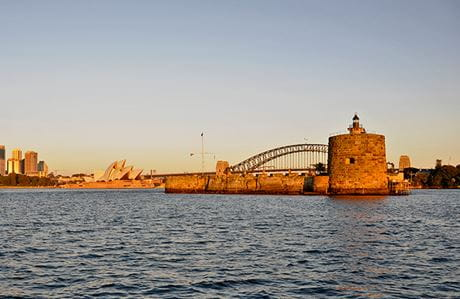 Fort Denison, Sydney Harbour National Park. Photo: Kevin McGrath
