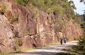 Devines Hill, Dharug National Park. Photo: John Yurasek