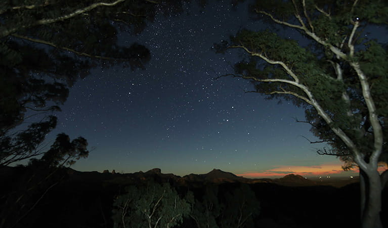 dark sky parks nsw national parks