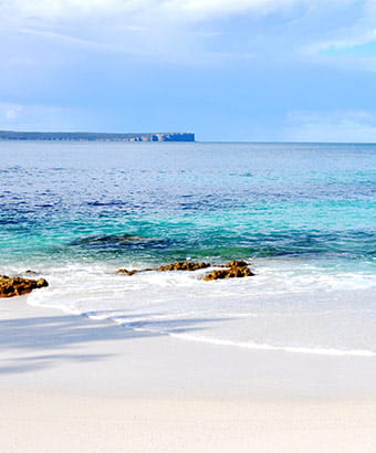 Chinamans Beach, Jervis Bay National Park. Photo: B Boughton/OEH