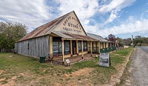 Great Western Store, Hill End Historic Site. Photo: John Spencer/OEH