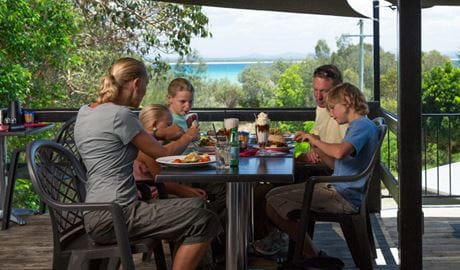 Trial Bay Cafe, Arakoon National Park. Photo: David Finnegan/NSW Government