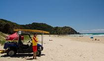 Tallow Beach, Arakwal National Park. Photo: John Spencer/NSW Government