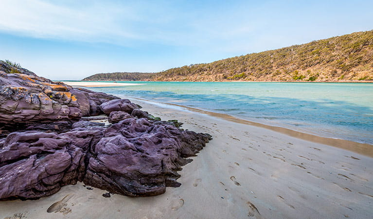 Pambula River Mouth. Photo: John Spencer/DPIE
