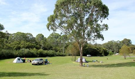 Bents Basin campground. Photo: John Yurasek
