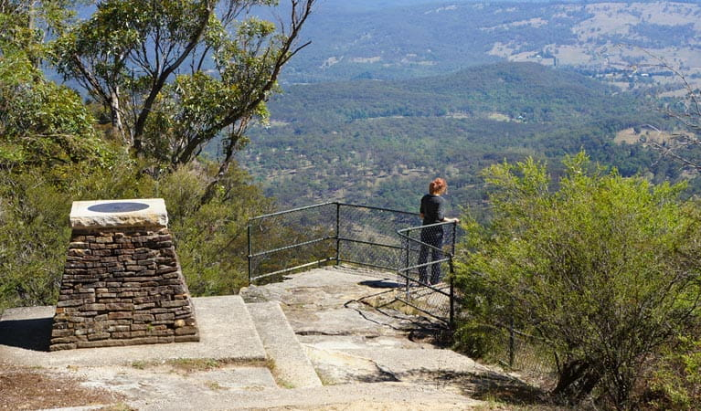 Hangreaves lookout, Blue Mountains National Park. Photo: Steve Alton