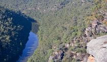 Euroka - Nepean River walk, Blue Mountains National Park. Photo: Nick Cubbin