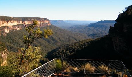 Valley of the Water, Blue Mountains National Park. Photo: NSW Government