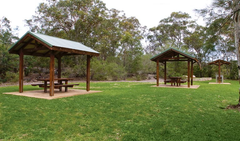 Bomaderry Creek picnic area, Bomaderry Creek Regional Park