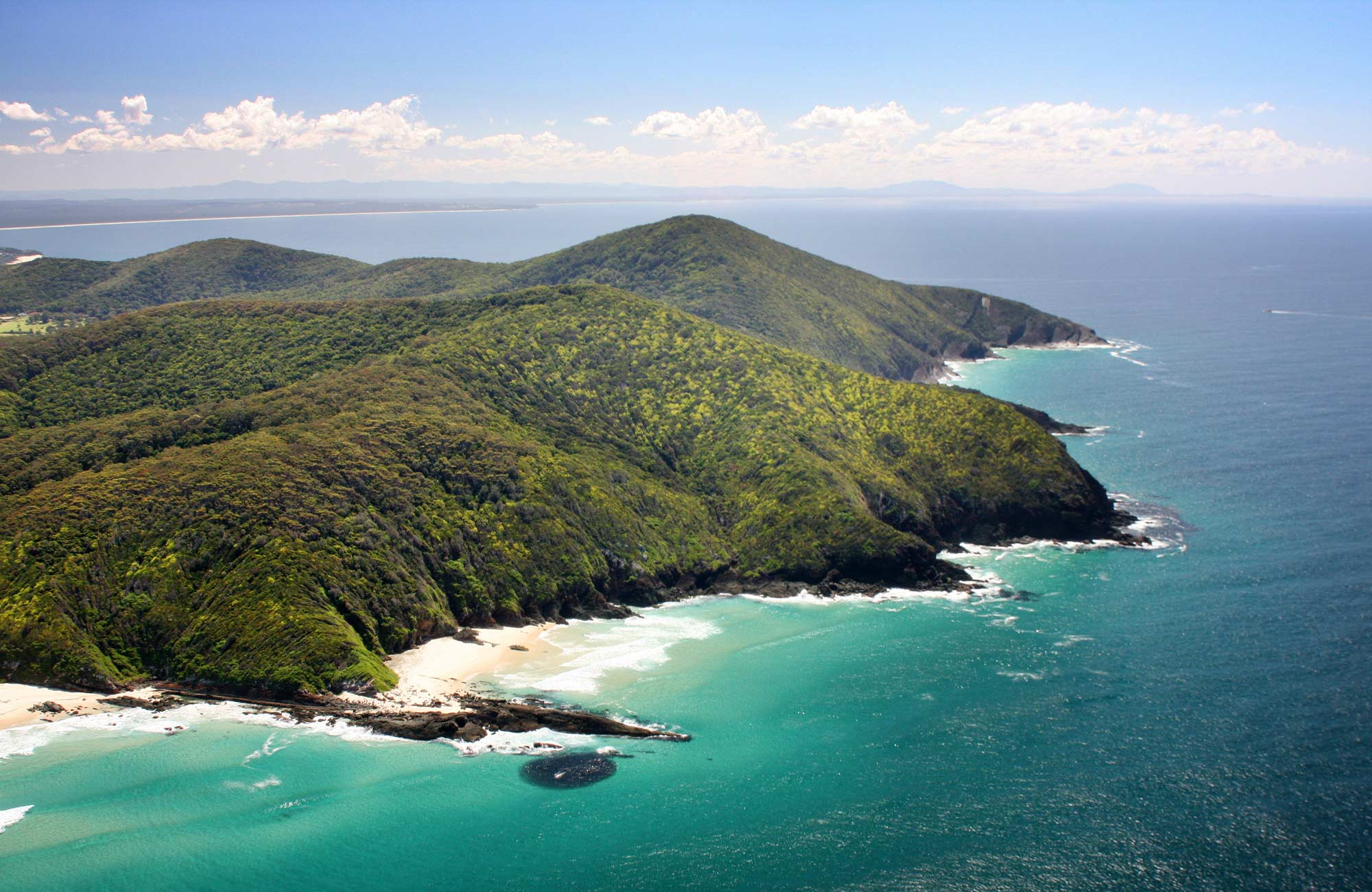 Cape Hawke lookout. Photo: Shane Chalker