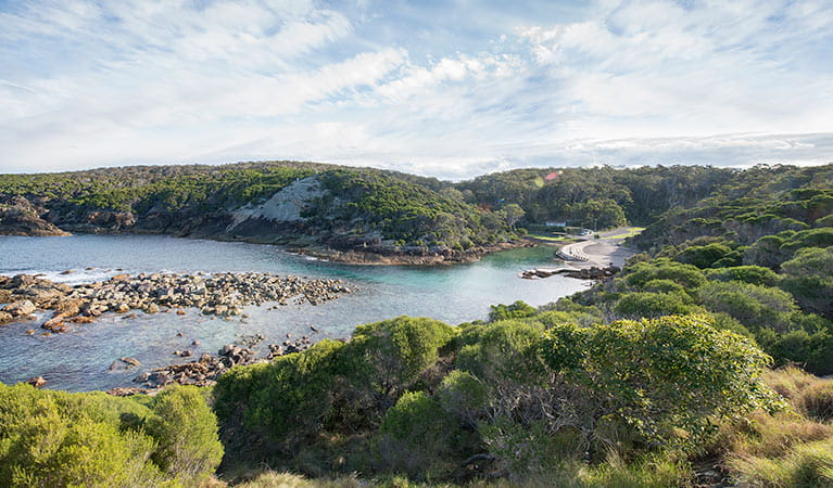 Kianinny Bay in Bournda National Park. Photo: John Spencer