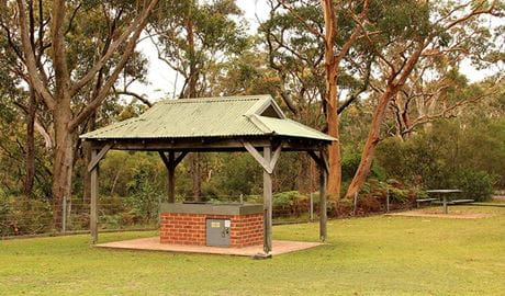 Girrakool picnic area, Brisbane Water National Park. Photo: John Yurasek