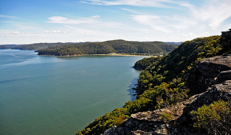 View from Warrah lookout. Photo: Kevin McGrath