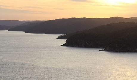 Warrah lookout, Brisbane Water National Park. Photo: Kevin McGrath