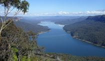 Burragorang lookout, Burragorang State Conservation Area. Photo: A Horton/NSW Government