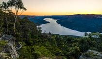 Lake Burragorang in Greater Blue Mountains World Heritage Area. Photo: John Spencer © DPIE