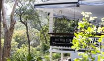 View of The Pass Cafe, Cape Byron State Conservation Area. Photo: Raegan Glazner/Dean Gibson