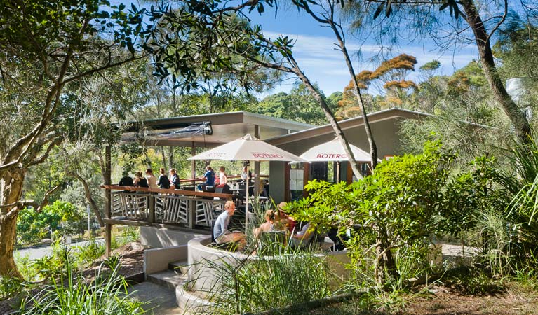 The Pass Cafe, Cape Byron State Conservation Area. Photo: David Young