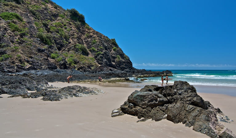 Tallow Beach, Cape Byron State Conservation Area. Photo: John Spencer