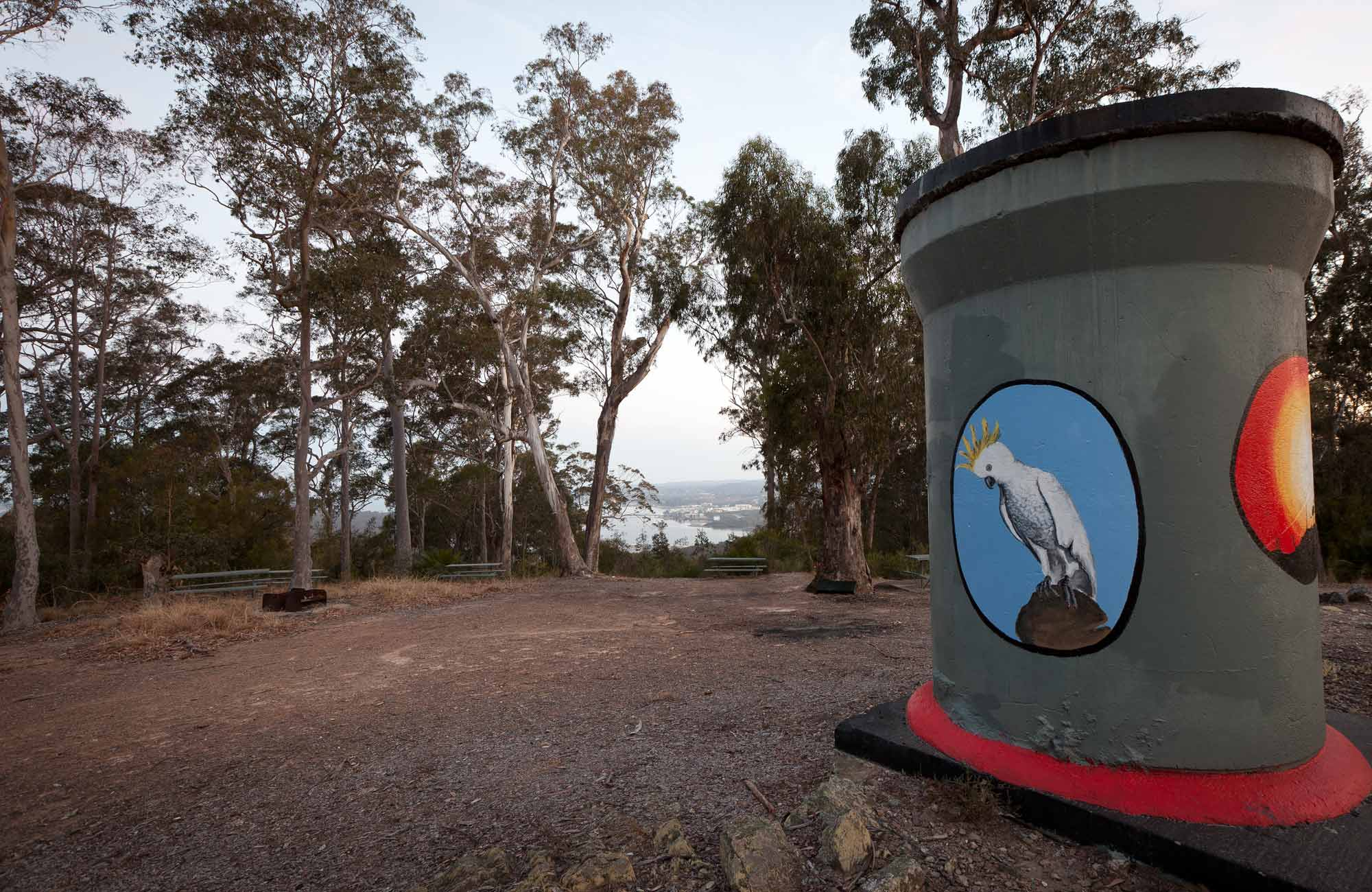 Holmes lookout hero, Clyde River National Park. Photo: Lucas Boyd.