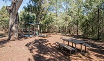 Jacks Creek picnic area, Cocoparra National Park. Photo: John Spencer
