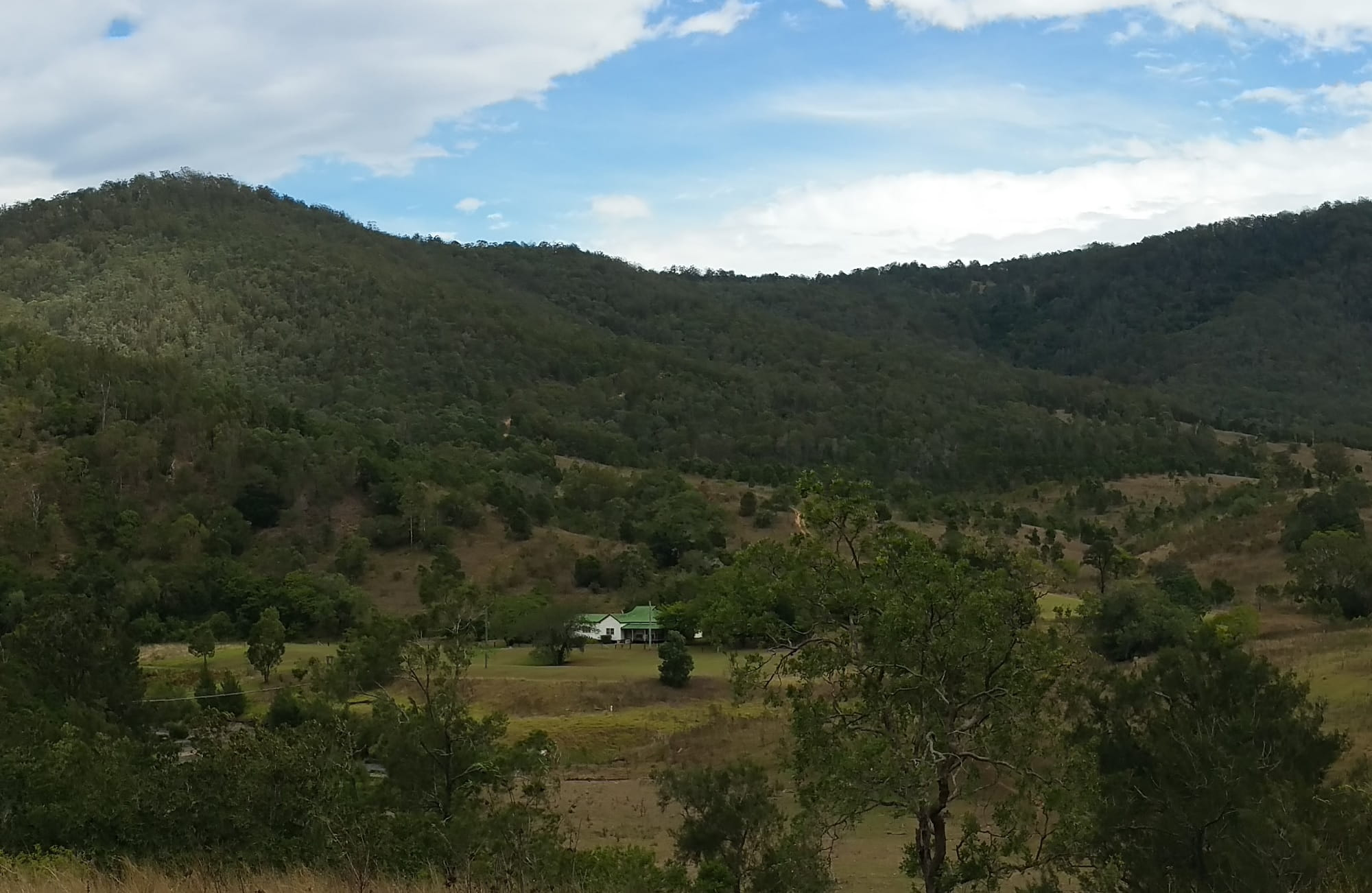 Karamea Homestead, Curracabundi National Park. Photo: Trudy