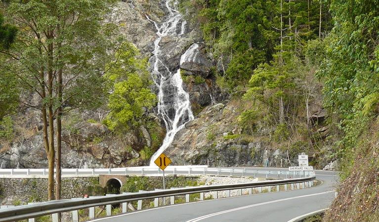 waterfall way drive
