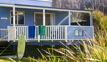 Beachcomber Holiday Park, Eurobodalla National Park. Photo: N Fallshaw