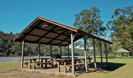 Cattle Duffers Flat picnic area, Georges River National Park. Photo: John Spencer