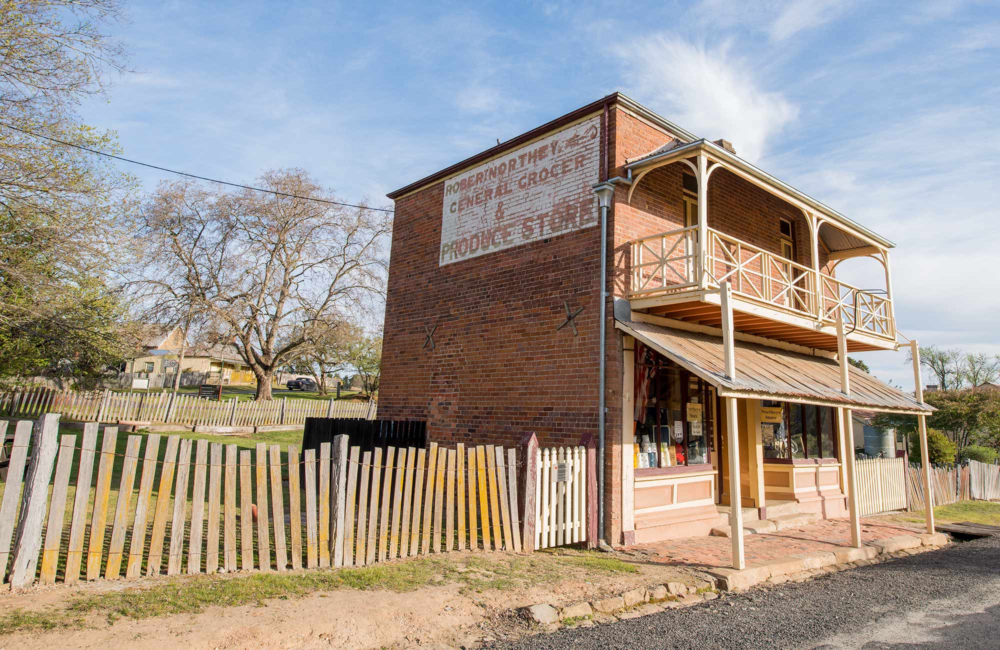 Northeys Store, Hill End Historic Site. Photo: John Spencer